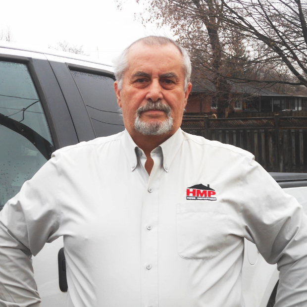 Steve Couchman HMP Home Inspections